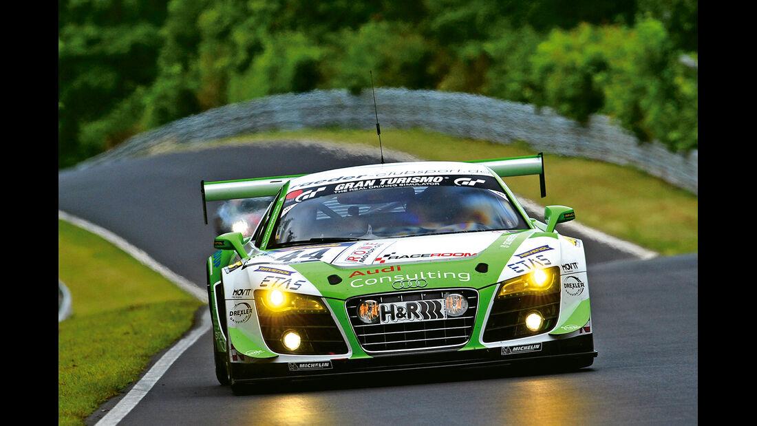 BMW Z4 GT3, Raeder-Team