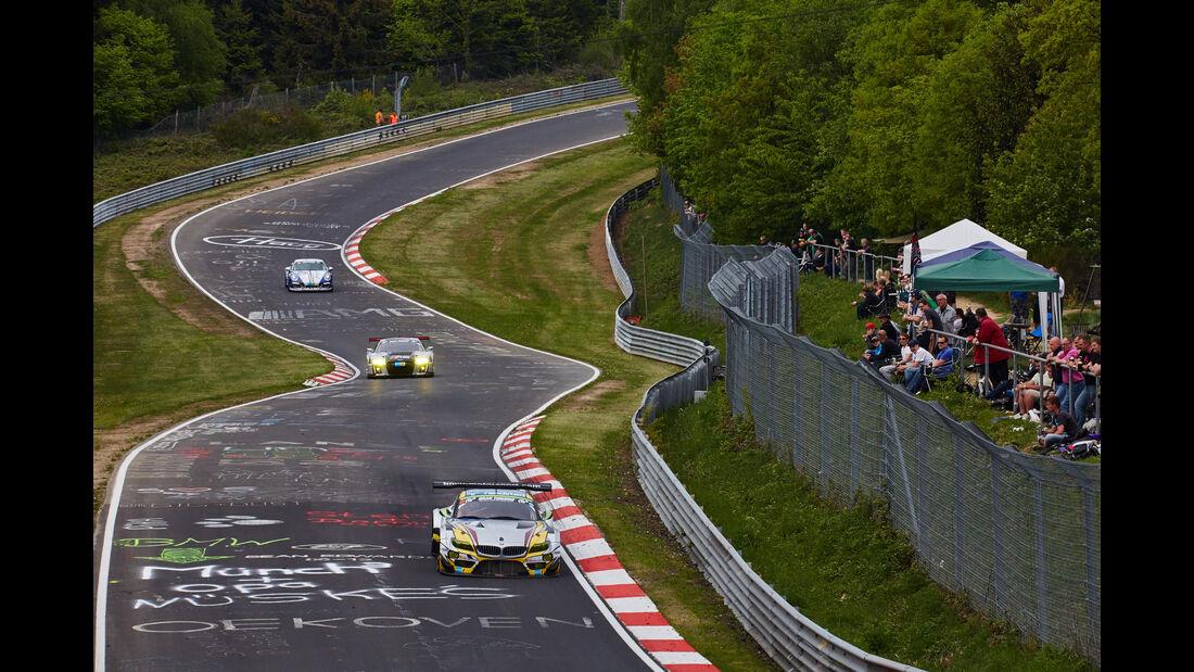 BMW Z4 GT3 - Startnummer #26 - 24h-Rennen Nürburgring 2015 - Donnerstag - 14.5.2015