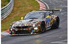 BMW Z4 GT3 - Walkenhorst Motorsport - Startnummer: #28 - Bewerber/Fahrer: Ferdinand Stuck, Maximilian Sandritter, Christopher Brück, Dennis Rostek - Klasse: SP9 GT3