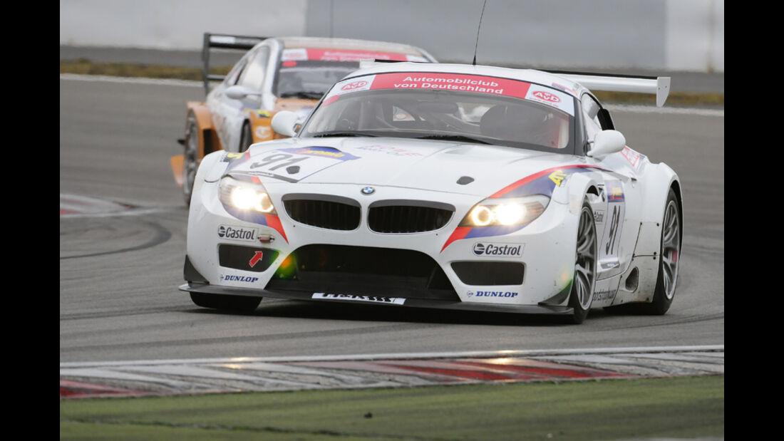 BMW Z4 GT3 weiß