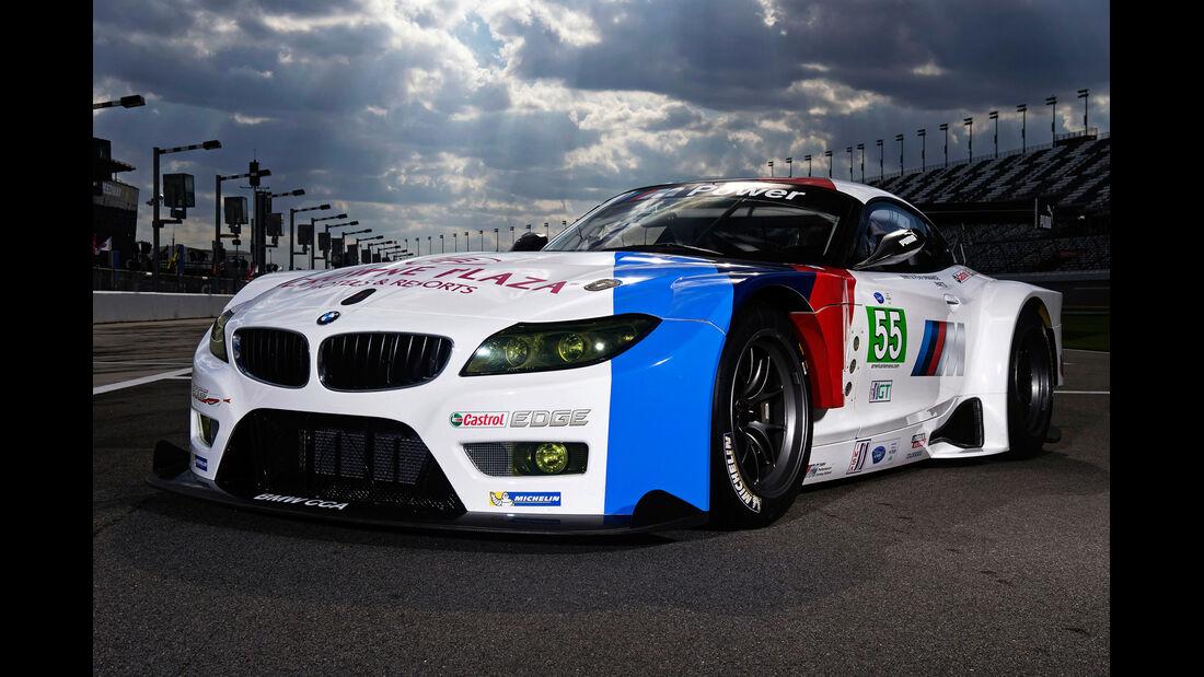 BMW Z4 GTE 2013