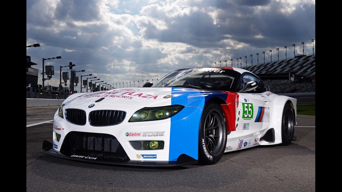 BMW Z4 GTE, Seitenansicht