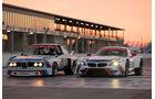 BMW Z4 GTLM Sebring  BMW 3.0 CSL