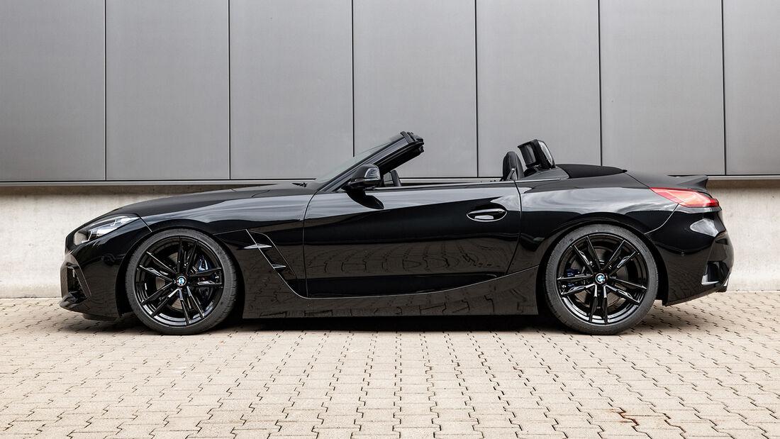 BMW Z4 H&R
