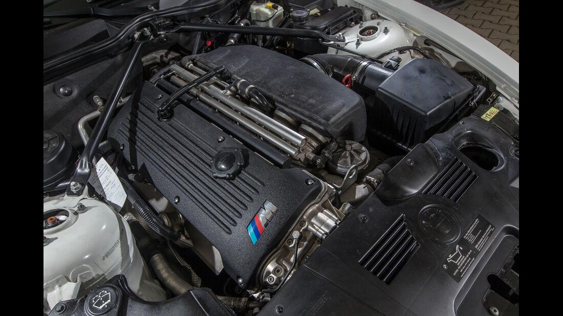 BMW Z4 M Coupé, Motor