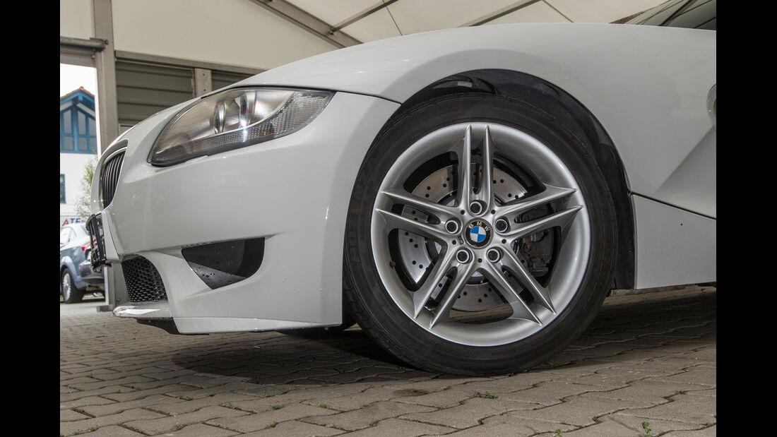 BMW Z4 M Coupé, Rad, Felge