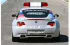 BMW Z4 M Coupé Safety-Car - Moto GP 2007