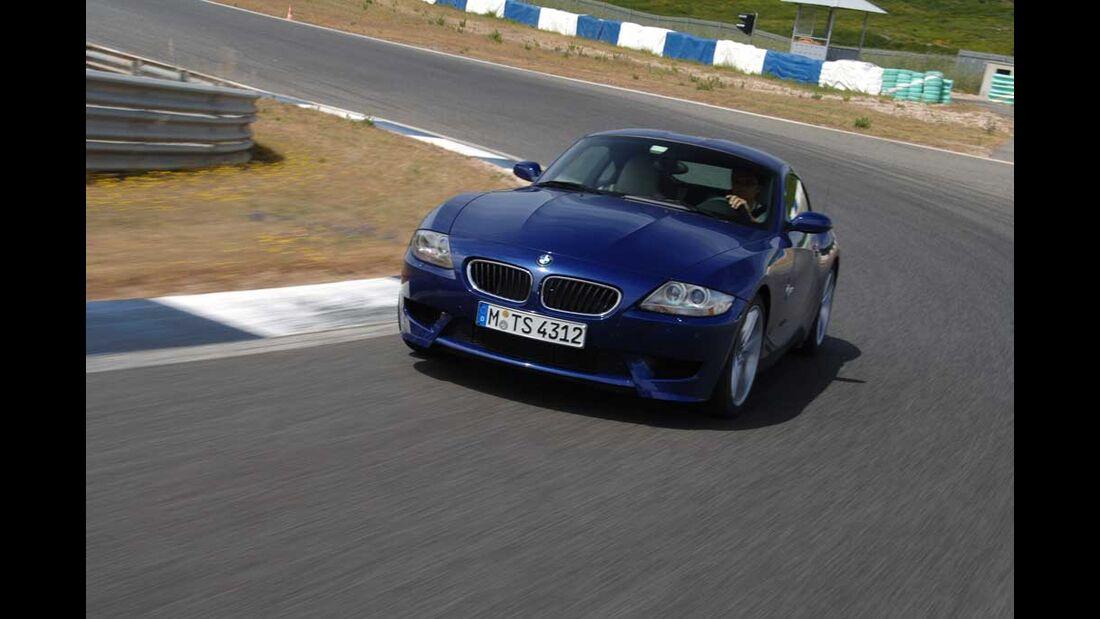 BMW Z4 M Coupe 01