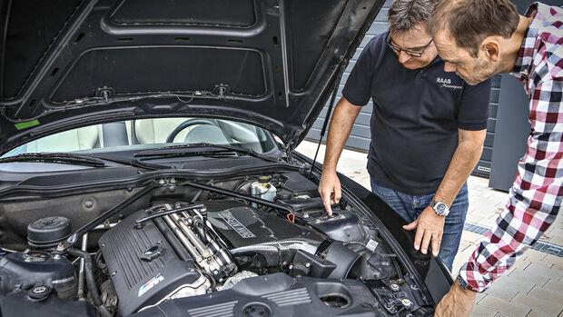 BMW Z4 M Roadster, Motor