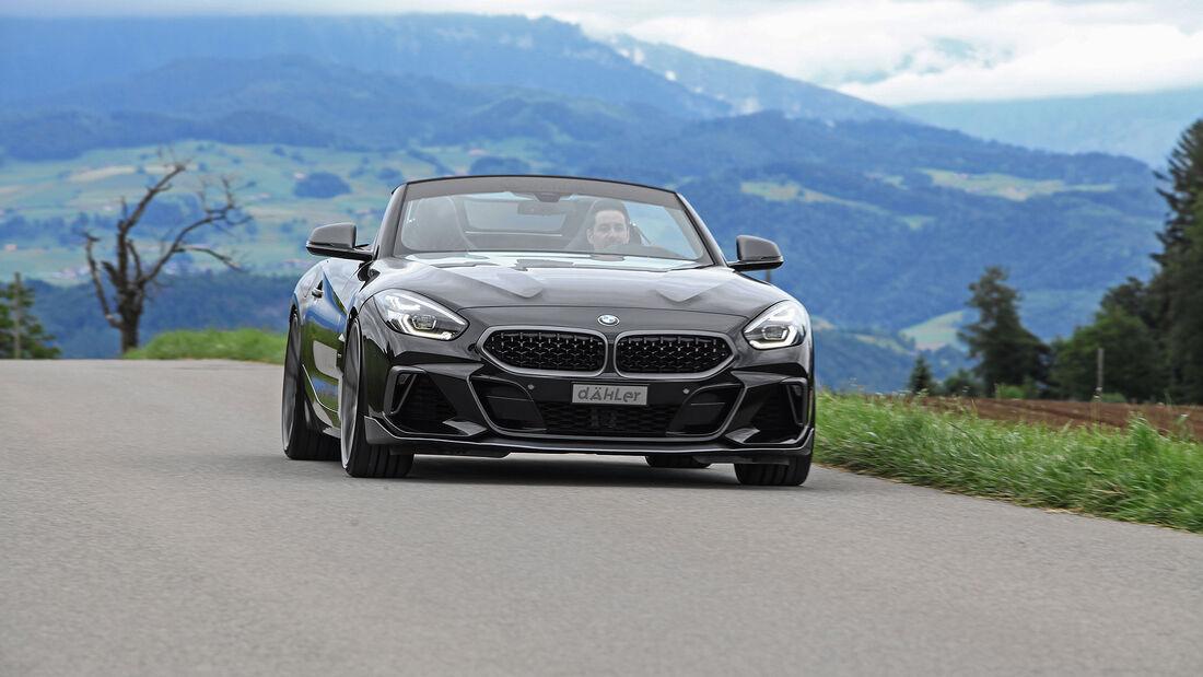 BMW Z4 M40i Dähler Competition Line