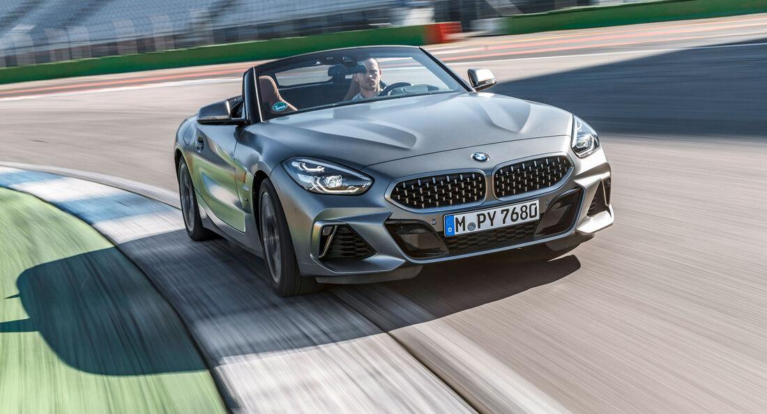 BMW Z4 M40i, Einzeltest, ams072019