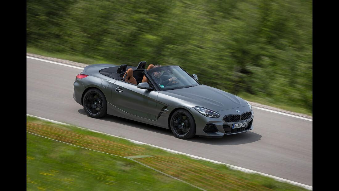 BMW Z4 M40i, Exterieur