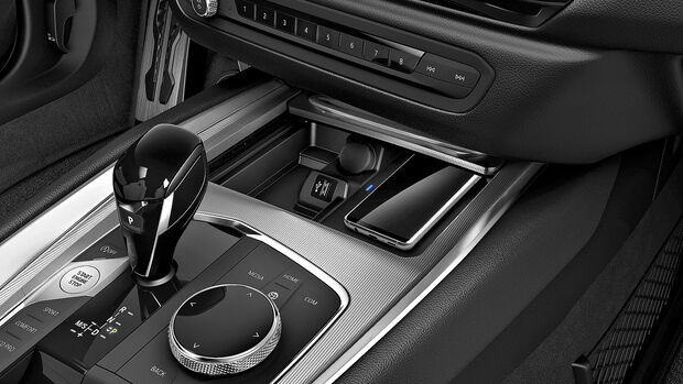 BMW Z4 M40i, Supertest, Interieur