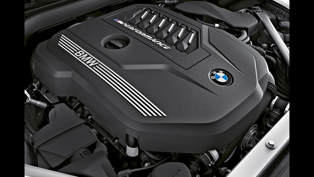BMW Z4 M40i, Supertest, Motor