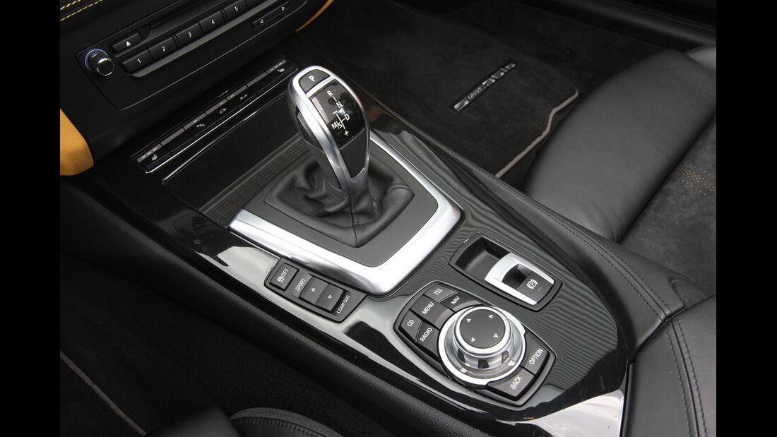 BMW Z4, Schalthebel, Gangschaltung