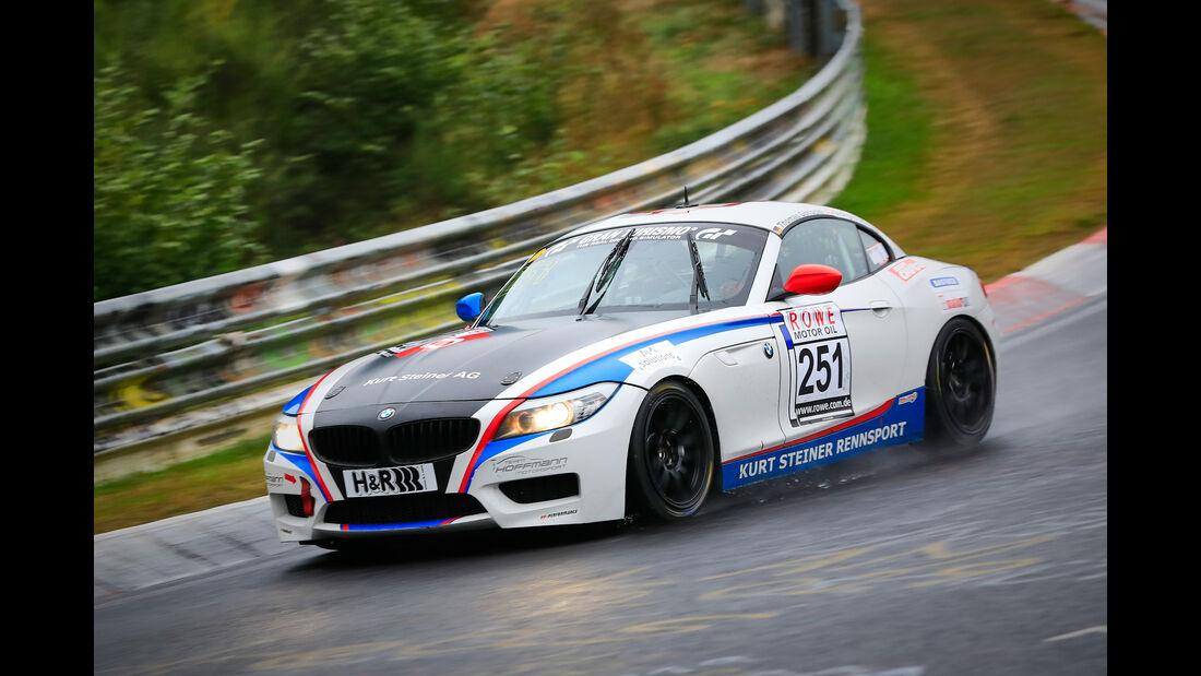 BMW Z4 - Startnummer #251 - SP4 - VLN 2019 - Langstreckenmeisterschaft - Nürburgring - Nordschleife