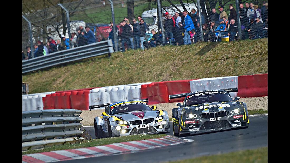 BMW Z4 - VLN 1 - Nürburgring Nordschleife - 29. März 2014