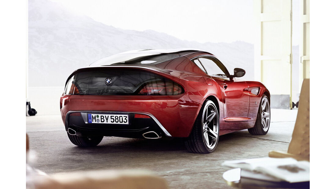BMW Z4 Zagato