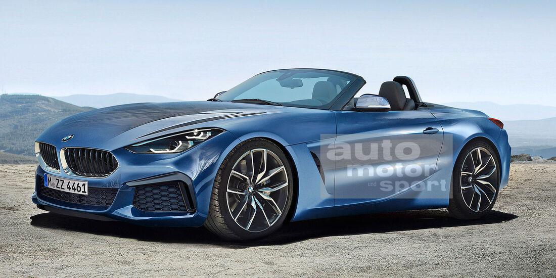 Bmw Neuheiten Alle Neuen Modelle Bis 2021 Auto Motor Und Sport