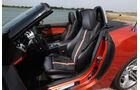 BMW Z4 s-Drive 35i, Fahrersitz