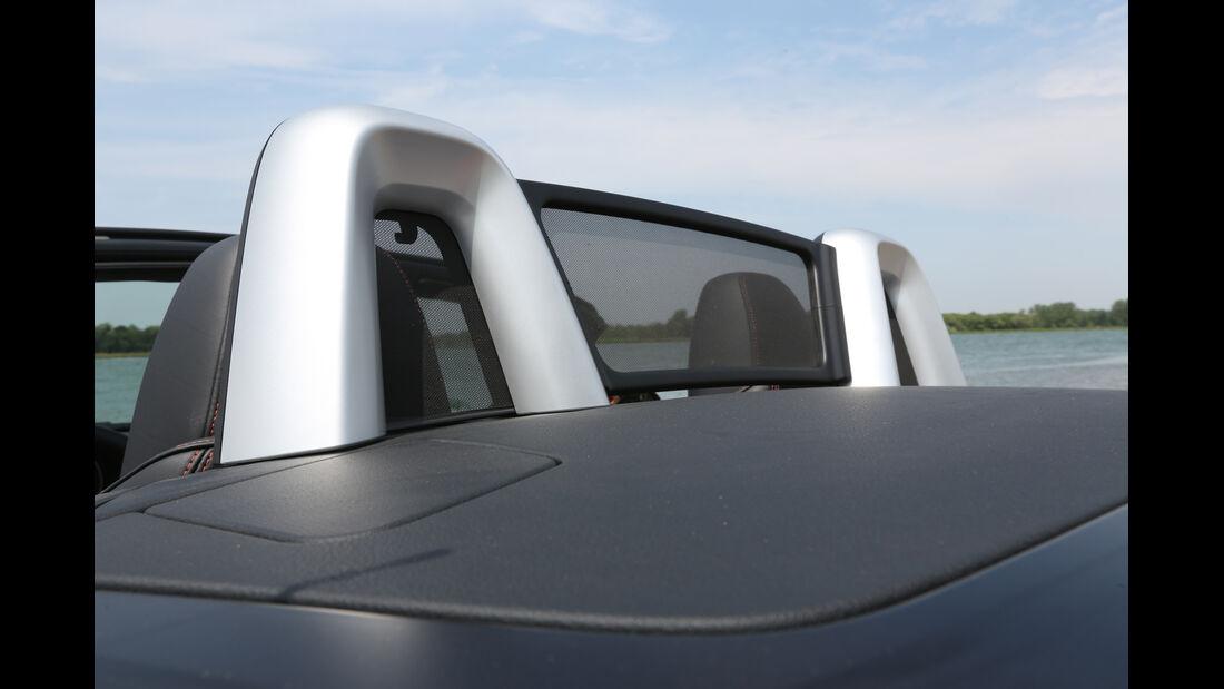 BMW Z4 s-Drive 35i, Kopfstütze