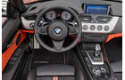 BMW Z4 s-Drive 35is, Cockpit, Lenkrad