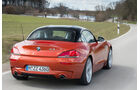 BMW Z4 s-Drive 35is, Heckansicht