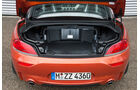 BMW Z4 s-Drive 35is, Kofferraum