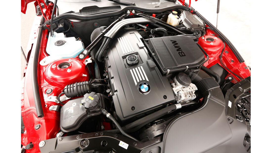 BMW Z4 sDRIVE 35is, Motor