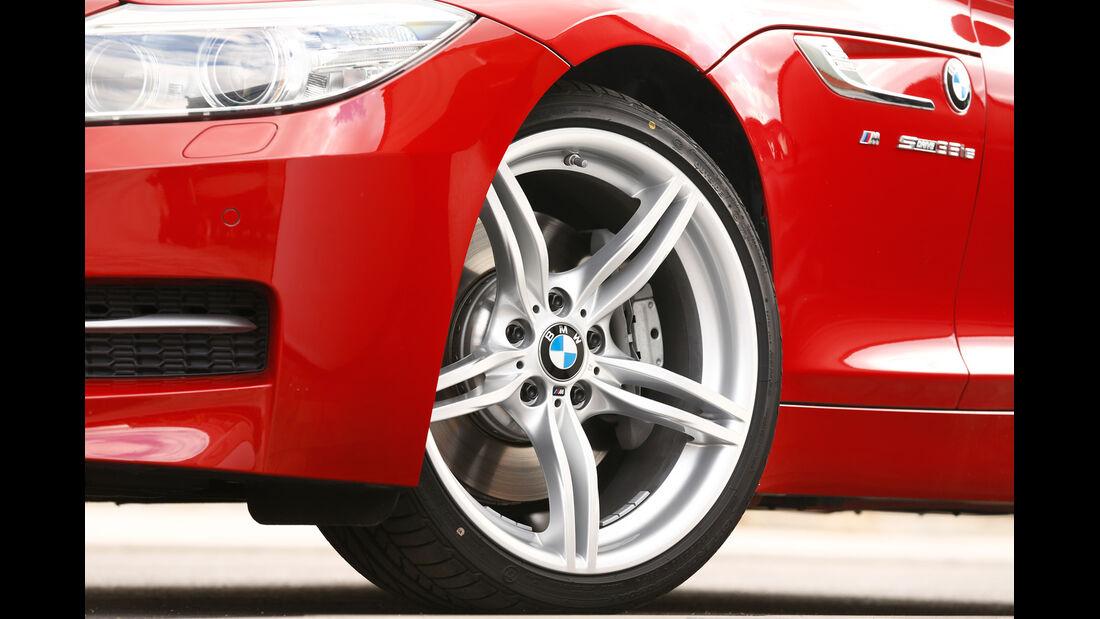 BMW Z4 sDRIVE 35is, Rad, Felge