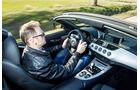 BMW Z4 sDrive 30i, Cockpit