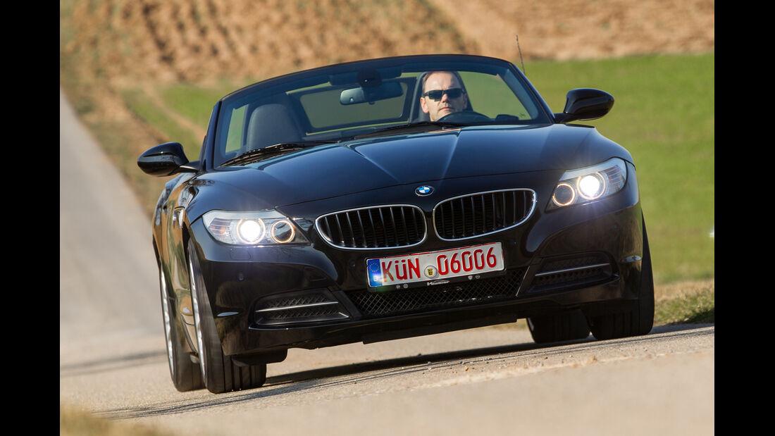 BMW Z4 sDrive 30i, Frontansicht