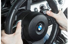 BMW Z4 sDrive 30i, Lenkrad, Schaltpaddel