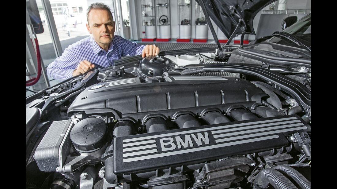 BMW Z4 sDrive 30i, Motor
