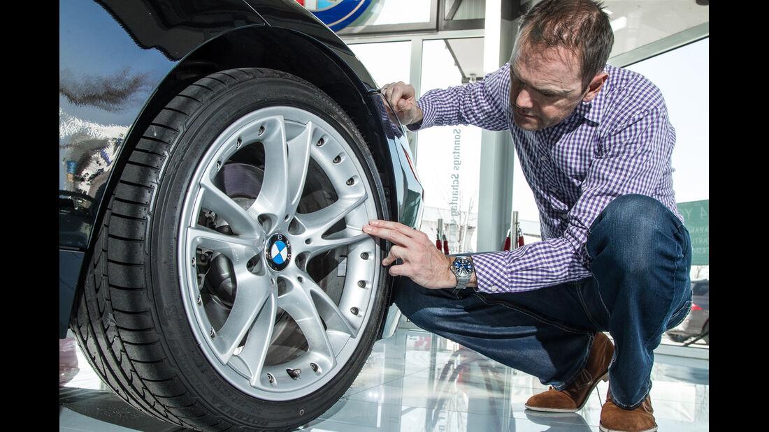 BMW Z4 sDrive 30i, Rad, Felge
