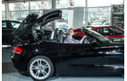 BMW Z4 sDrive 30i, Verdeck