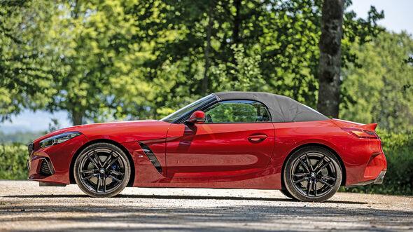BMW Z4 sDrive 30iM Sport, Exterieur