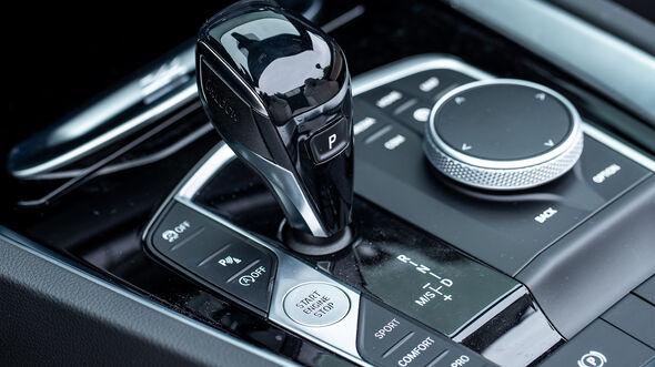 BMW Z4 sDrive 30iM Sport, Interieur
