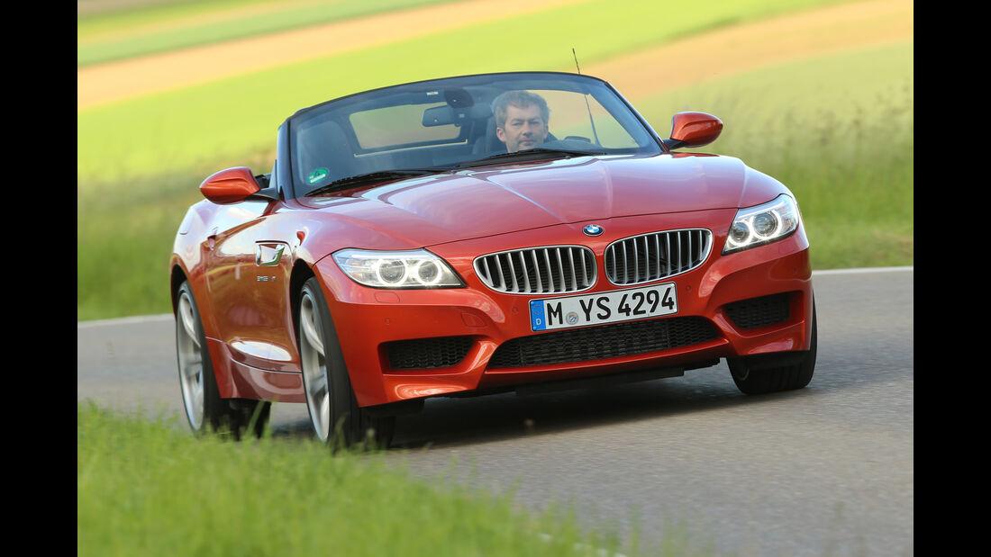BMW Z4 sDrive 35i, Frontansicht