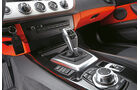 BMW Z4 sDrive 35is, Schalthebel