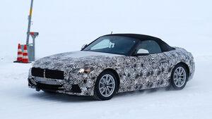 BMW Z5 Erlkönig