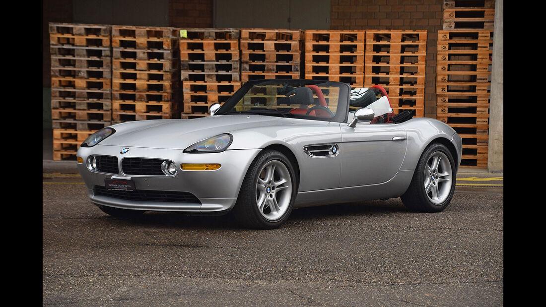 BMW Z8 2001 Oldtimer Auktion Toffen