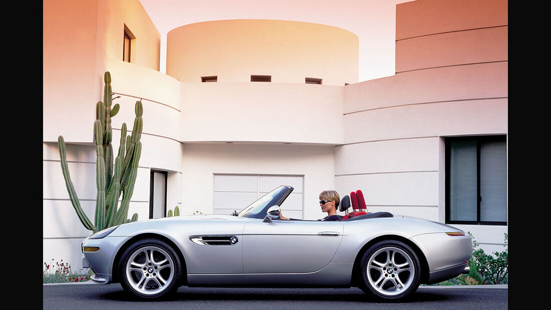 BMW Z8 Baujahr 2000