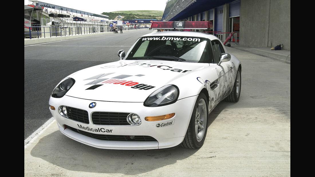 BMW Z8 Safety-Car - Moto GP 2002