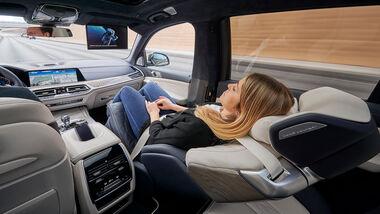 BMW ZeroG Lounger Sitz
