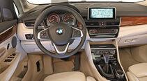 BMW Zweier Active Tourer, Cockpit