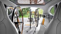 BMW Zweier Active Tourer, Kofferraum, Ladefläche