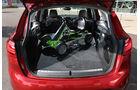 BMW Zweier Active Tourer, Kofferraum