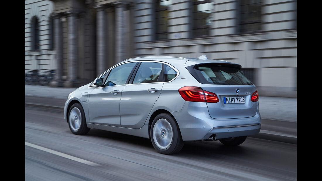 BMW Zweier Active Tourer Plug-in-Hybrid