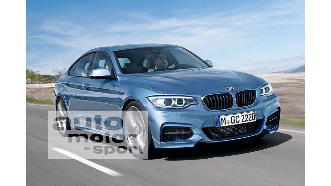 BMW Zweier Gran Coupé